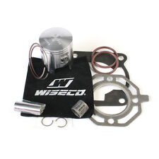 Wiseco PK1301 48.50 mm 2-Stroke Motorcycle Piston Kit with Top-End Gasket Kit