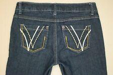 Decoded Capri Cropped Jeans Women's Size 3 Dark Wash Denim