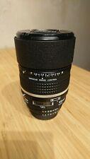 Nikon AF DC NIKKOR 105mm f/2D Defocus Image Control - full frame - made in Japan