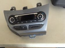 2012-15 Ford Focus Sedan Automatic Climate AC Heater Control OEM Dual Zone Gray
