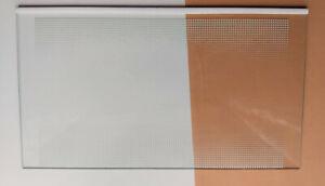 1.Einlegeboden,Glasplatte,Glasboden für LIEBHERR Kühlschrank KE 1830 49,6x28,2cm