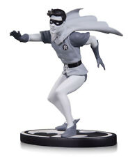 DC COMICS BATMAN BLACK & WHITE ROBIN STATUE BY CARMINE INFANTINO