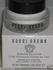 NIB Bobbi Brown 0.5oz/15ml Hydrating Eye Cream, FULL SIZE