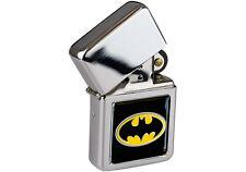 Batman Logo Flip Top Lighter
