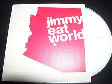 Jimmy Eat World A Praise Chorus EU Promo CD Single