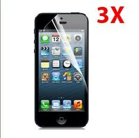 3 Pack Apple iPhone SE 5C 5S Anti Glare Matte Screen Protector Cover Guard Film