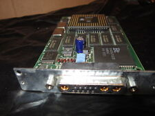 Sun Microsystems Video Card 8 Bit Sbus for Workstation