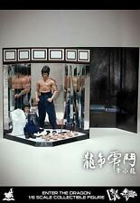 "Bruce Lee Enter the Dragon Wing Chun dx04 Exclusive 12"" personaje Hot Toys"