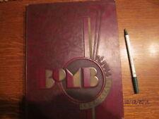 1936 Iowa State University Bomb Yearbook Annual