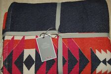 John Lewis Dakara 100% Cotton Throw/Blanket 140 x 190cm BNWT