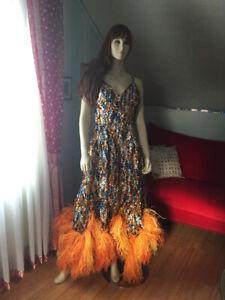Preissturz!!!! Travestie, Showkostüm, Bühnenkostüm, Gala, Designer Kostüm Paris