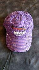 Gemmabella Bling Erickson Air Crane Bling Women's Adjustable Cap Purple