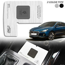 Non Slip Wireless Battery Charger Plate Console Pad for HYUNDAI 2017-2018 i30