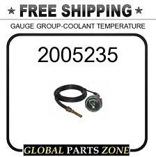 2005235 - GAUGE GROUP-COOLANT TEMPERATURE 1W0697 1W5927 for Caterpillar (CAT)