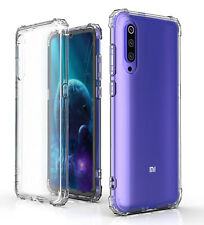 SDTEK Case for Xiaomi Mi 9 Cover Protection Gel Bumper Soft Clear