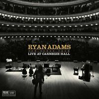 Ryan Adams - Ten Songs from Live at Carnegie Hall (NEW CD)