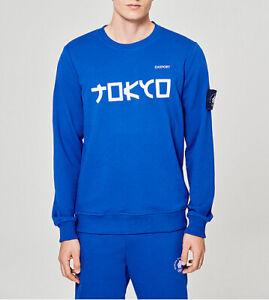 Men's Official Sweatshirt Russian Team POCCNR Olympic Games Tokyo Japan 2020 New