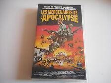 CASSETTE VIDEO VHS - LES MERCENAIRES DE L'APOCALYPSE - DAVID A. PRIOR