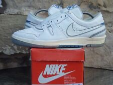 Vintage 1986 Nike Air Ace GX Made In Italy Tennis Wimbledon Jordan 80s OG rare