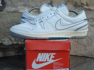Vintage 1986 Nike Air Ace GX Made In Italy Tennis Wimbledon Jordan 80s OG rare