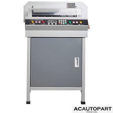 "18"" 450mm Cutting Machine Office Electric Paper Cutter Heavy Duty"