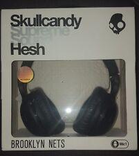 Authentic Skullcandy Brooklyn Nets Hesh 2.0 Headphones