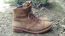 JULIUS  Rough out Suede combat boots Size 1 US 8.5 / EU 41-42