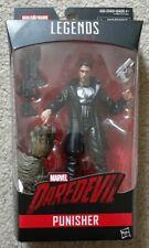 Marvel Legends: Punisher - Daredevil - Netflix BAF Man-Thing Retired See Listing