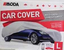 """NEW Moda by Coverking Car Cover Multi-Layer Semi Custom Fit Large (16' 9""""- 19')"""