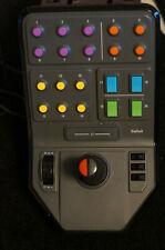 Logitech G Saitek Sidepanel Farm sim Controller