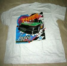 Levitz Racing Driver Ron Thiel Jr. Vintage Gray New T-Shirt