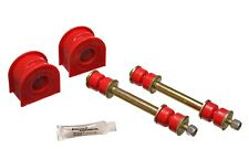 Energy Suspension Sway Bar Bushing Set Red Front for Ford F150-F250 # 4.5147R