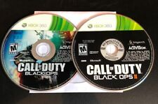 XBOX ONE ONLY ✔ COD CALL OF DUTY BLACK OPS 1 & 2 II✔ SHIPS TODAY war fps warfare