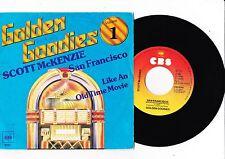 """7"""" Scott McKENZIE-San Francisco ---"""