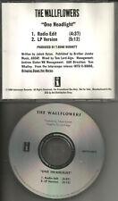 Jakob Dylan THE WALLFLOWERS One headlight RARE EDIT PROMO DJ CD Single 1996 USA