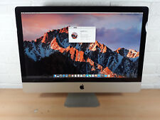 "Apple A1312 27"" iMac MC813LL/A (Mid-2011) 2.7GHz i5-2500s, 8GB RAM, 1TB HDD"