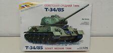 Zvezda Nr. 3533 1:35 Medium Tank T-34/85 Mit zusatz Erweiterung Von Elefant