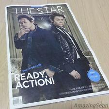 Super Junior (Eunhyuk, Donghae), The star Magazine 2015 January Vol.22, Photos