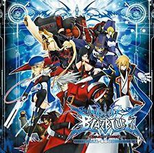 Blazblue Music Soundtrack Game Cd 1