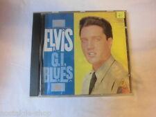 CD Elvis Presley G.I. Blues Rockabilly 11 Tracce musica