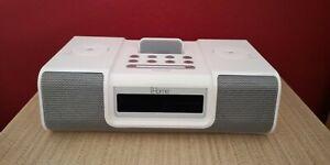 ihome IPWR9 weiß Wecker Radiowecker ipod