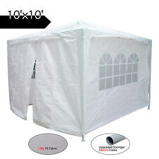 Quictent® 10'x10'Heavy duty Outdoor Canopy Party Wedding Tent Gazebo Pavilion