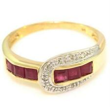 Gold Natural Ruby Fine Jewellery