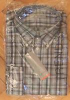 (V) Gloriette - Herrenhemd langarm Gr. 40 kariert - Neu OVP New