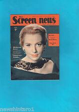 #T42.  NEW  SCREEN NEWS MAG. 29/5/1959, DEBORAH KERR  COVER, MARILYN MONROE