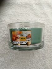 Yankee candle 'Alfresco Afternoon'  3 wick  jar