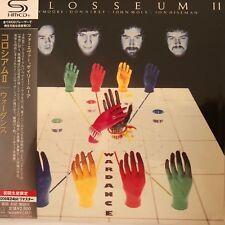 Colosseum II - War Dance(SHM-CD. jp. mini LP),2011 UICY-75039 / Japan