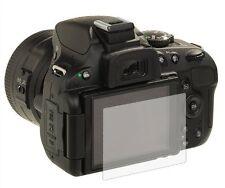 Paquete De 2 Protectores De Pantalla proteger Tapa Protector Film Para Nikon D5100 Digital Slr