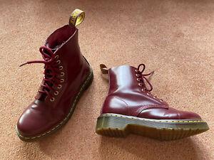 Ladies Size Uk 4 Dr Martens Boots