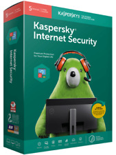 Kaspersky Internet Security Antivirus 2020 1 PC Device 2 YEAR GLOBAL LICENSE